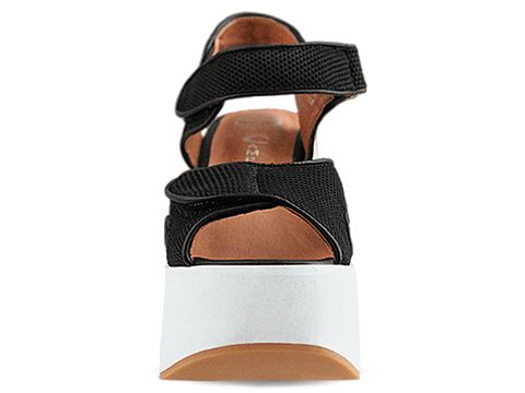 Jeffrey Campbell In Black White Jacquie