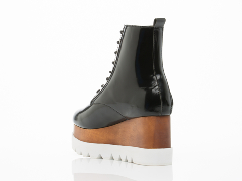 Jeffrey Campbell In Black Box White Kreppel