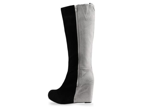 Jeffrey Campbell In Black White Lady K