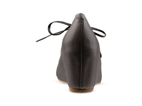 Jeffrey Campbell In Grey Leather Lamp