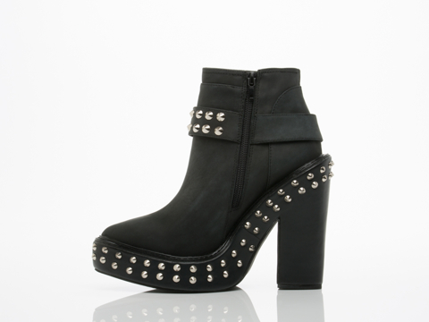 Jeffrey Campbell In Black Lilyn
