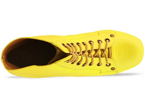 Jeffrey Campbell In Yellow Neon Lita