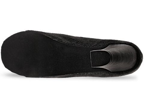 Jeffrey Campbell In Black Lita Fur