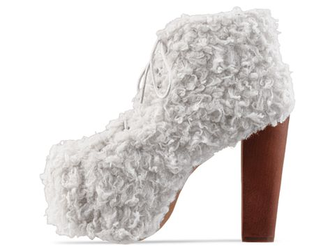 Jeffrey Campbell Lita Shoes With Platform High Heel