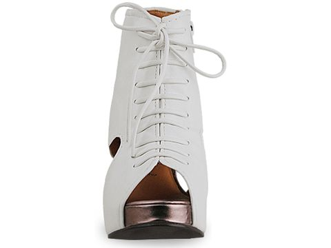 Jeffrey Campbell In White MR
