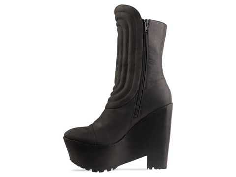 Jeffrey Campbell In Black Major Tom