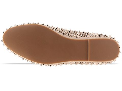 Jeffrey Campbell In Beige Martini Spike