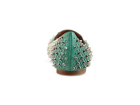 Jeffrey Campbell In Green Martini Spike