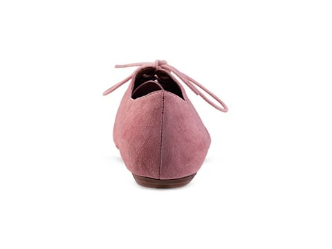 Jeffrey Campbell In Pink Suede Meow
