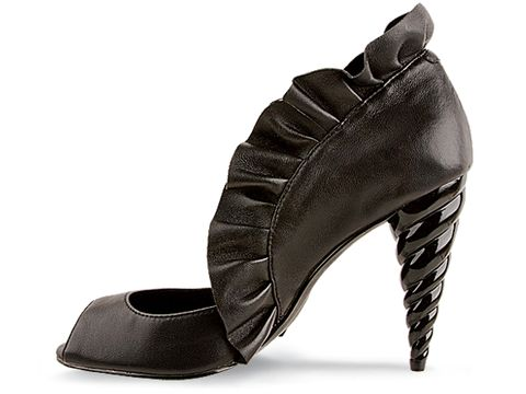 Jeffrey Campbell In Black Michelle