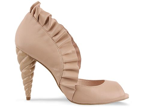 Jeffrey Campbell In Nude Michelle