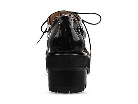 Jeffrey Campbell In Black Black Miss You