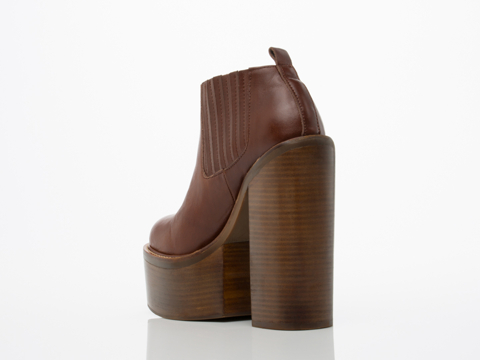 Jeffrey Campbell In Brown Moshe