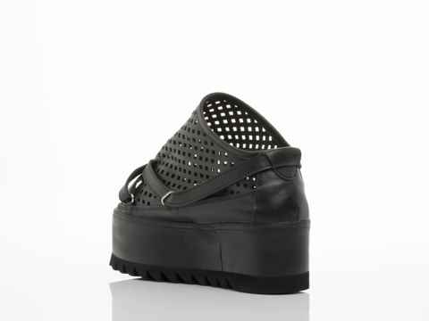 Jeffrey Campbell In Black Netto
