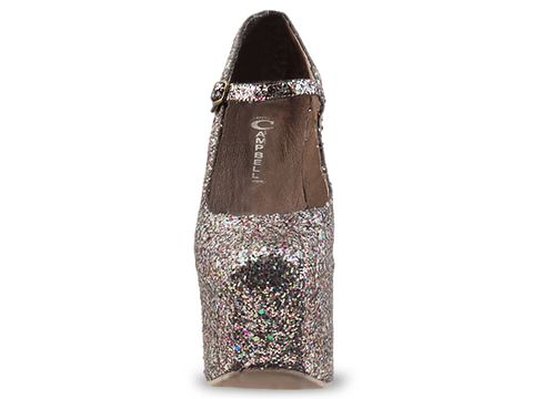 Jeffrey Campbell In Glitter Multi Night Walk
