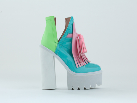 Jeffrey Campbell In Glow Combo O-Quinn