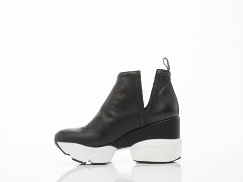 Jeffrey Campbell In Black Oleary Wedge