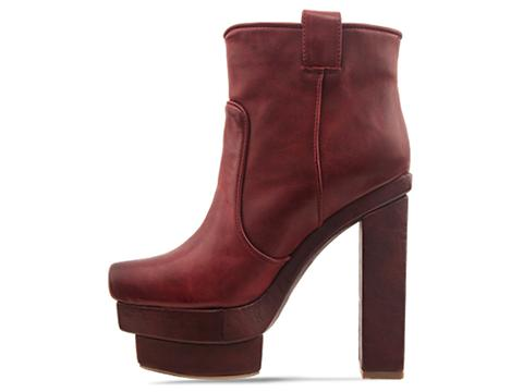 Jeffrey Campbell In Red Omni