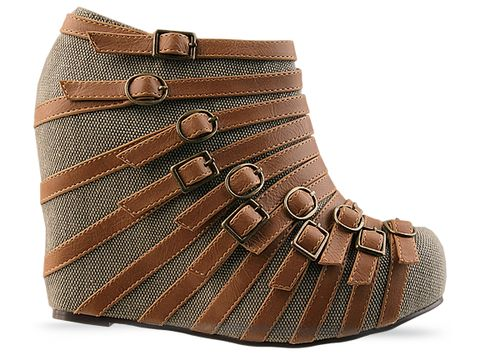 Jeffrey Campbell In Khaki Tan One O One