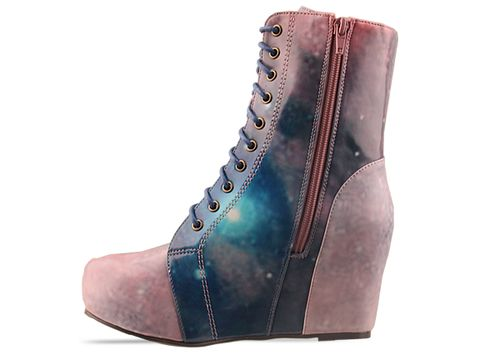 Jeffrey Campbell In Pink Cosmic Orbit 2