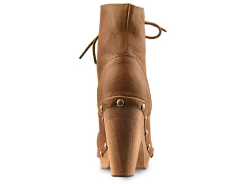 Jeffrey Campbell In Brown Leather Outlander