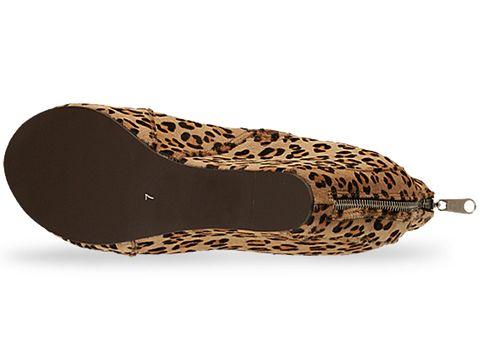 Jeffrey Campbell In Leopard Pixie Fur