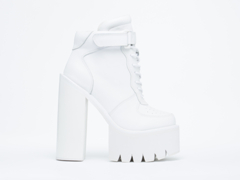 Jeffrey Campbell In White White Pole Vault