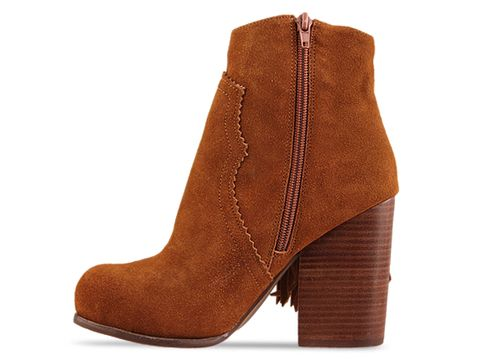 Jeffrey Campbell In Tan Suede Prance