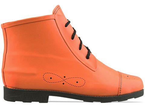 Jeffrey Campbell In Orange Rainy Day