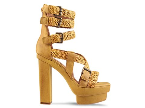 Jeffrey Campbell In Yellow Ramona