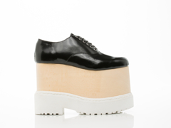 Jeffrey Campbell In Black Box White Rockwood