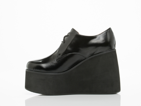 Jeffrey Campbell In Black Box Black Romano