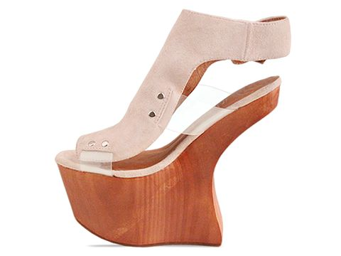 Jeffrey Campbell In Nude Roque