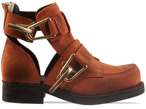 Jeffrey Campbell In Rust Roscoe