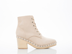 Jeffrey Campbell In Natural Silver Silje