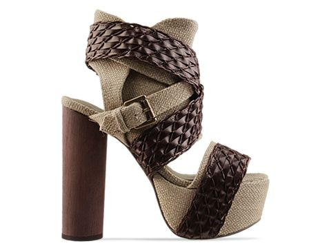 Jeffrey Campbell In Natural Khaki So Much