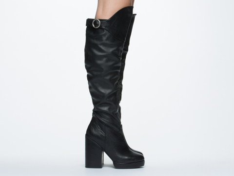 Jeffrey Campbell In Black Combo Spector
