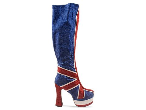 Jeffrey Campbell In Union Jack Spicy Hi