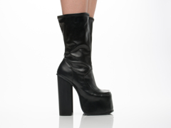 Jeffrey Campbell In Black Stamina