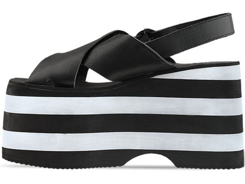 Jeffrey Campbell In Black White Starlight