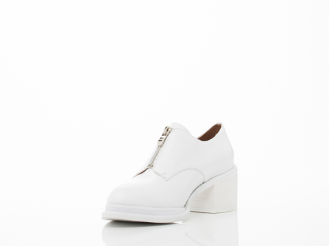 Jeffrey Campbell In White White Stoppard