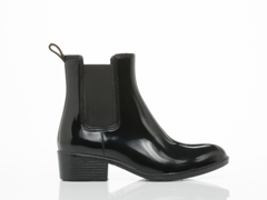 Jeffrey Campbell In Black Stormy