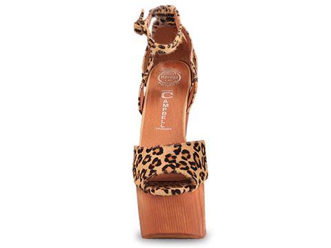 Jeffrey Campbell In Cheetah Str8up Fur