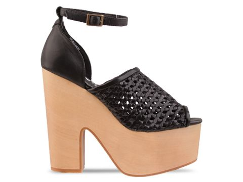 Jeffrey Campbell In Black Studio WDW