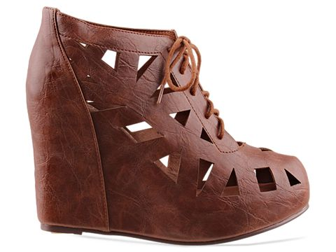Jeffrey Campbell In Brown Suave