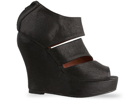 Jeffrey Campbell In Black Tackle NS