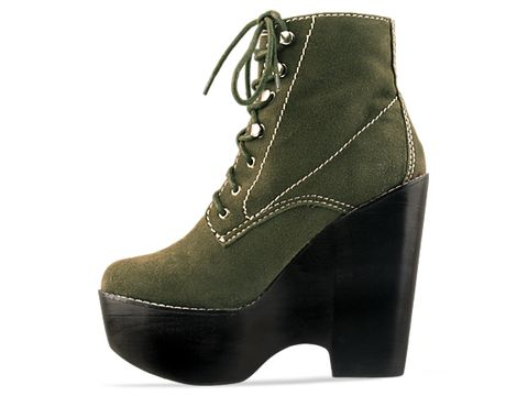 Jeffrey Campbell In Olive Tardy