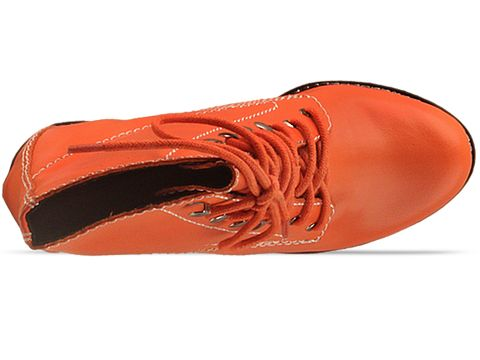 Jeffrey Campbell In Orange Tardy