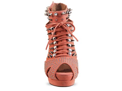 Jeffrey Campbell In Orange Tawny