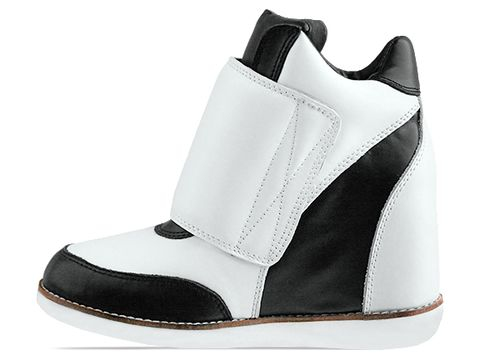 Jeffrey Campbell In Black Ivory Teramo